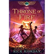 Throne of Fire, The (The Kane Chronicles)