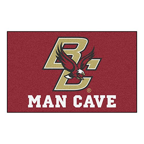 Boston College Man Cave Area Rug (All Star)