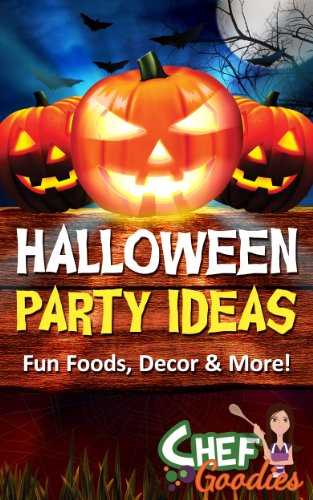 Halloween Party Ideas Chef Goodies ebook product image