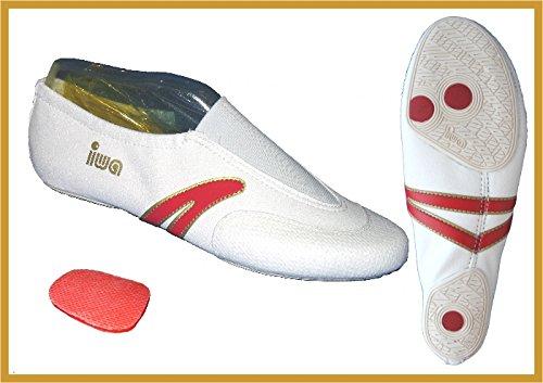 IWA 503bianco punta in scarpe da ginnastica della classe Made in Germany