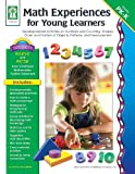 Math Experiences for Young Learners, Marilee Woodfield, 1602680248