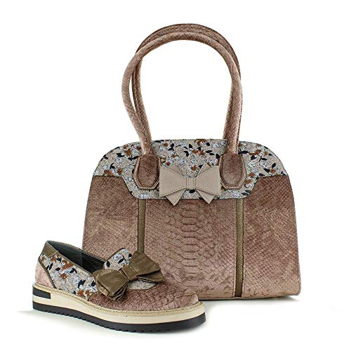 À Bleu Ruby Joanne Pour Mink Chaussures Shoo Femme PnwwgYqtO