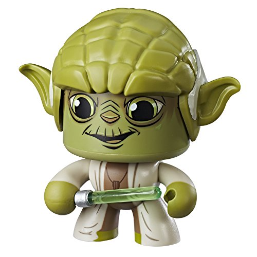 Star Wars E2179ES0 Mighty Muggs Yoda Figure
