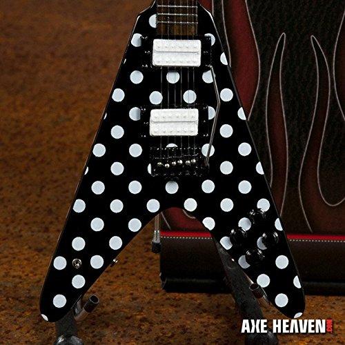 Miniature Axe (AXE HEAVEN RR-108 Randy Rhoads Harpoon Flying V Mini Guitar)