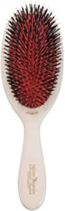 Mason Pearson Junior Bristle and Nylon Hair Brush, Ivory White