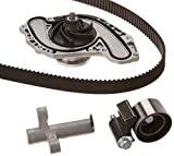 Gates TCKWP295D Timing Belt Component Kit with Water Pump