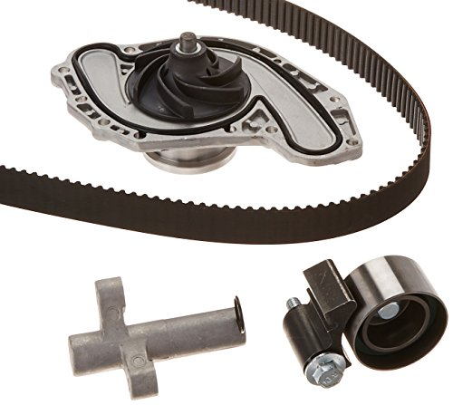 (Gates TCKWP295D Timing Belt Component Kit with Water Pump)