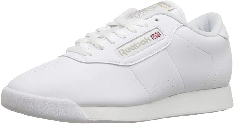Reebok Princess Sneakers Damen Komplett Weiß