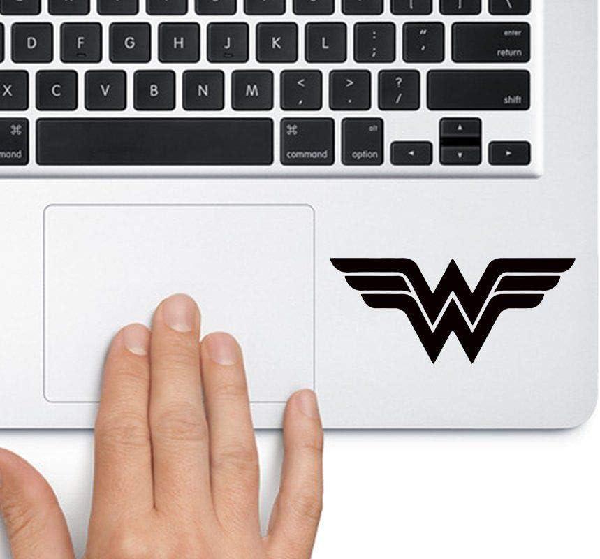 Wonder Woman Laptop Vinyl Decal Sticker