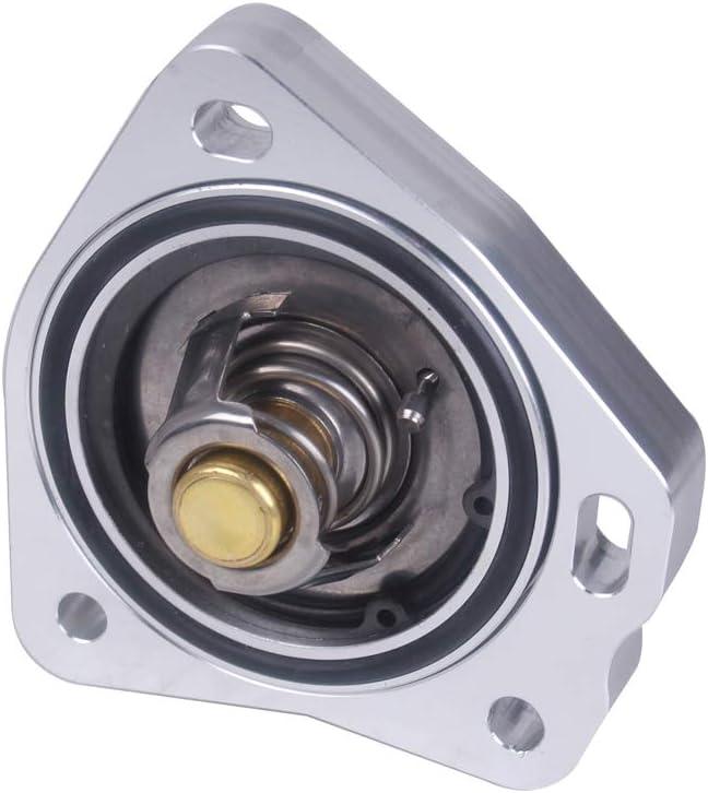 MagiDeal Swivel Neck Thermostat Housing for K Series K20 K24 Radiator Hose K Swap