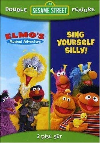 SING YOURSELF SILLY / ELMOS MUSICAL ADVENTURE