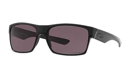 Amazon.com: Oakley - Gafas de sol (acero, lentes grises ...
