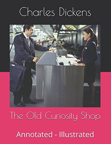 Book cover for The Old Curiosity Shop