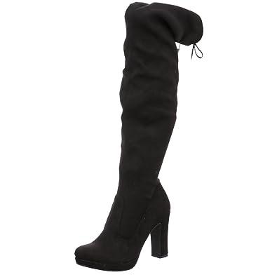 Tamaris 25560, Bottes Hautes Classiques Femme  Amazon.fr  Chaussures ... e9226a95f5e7