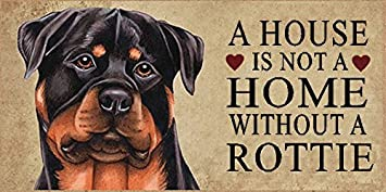 A house is not a home without a Rhodesian Ridgeback wood sign gift//present dog