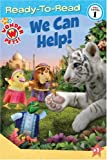 We Can Help! (Ready-to-Read, Wonder Pets! Pre-level 1)