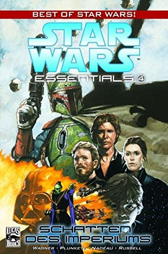 Star Wars Essentials, Bd. 4: Schatten des Imperiums