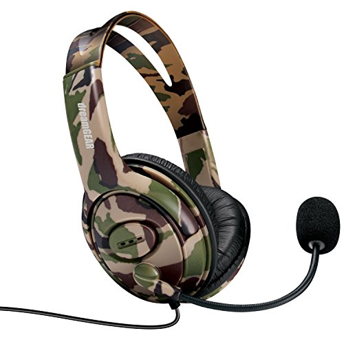dreamGEAR X-Talk Stereo Gaming Headset for Xbox 360