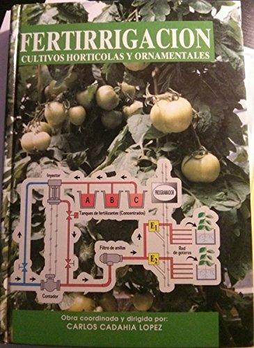 Descargar Libro Fertirrigacion Carlos Cadahia Lopez