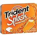 Trident Splash Sugar Free Gum (Orange Swirl