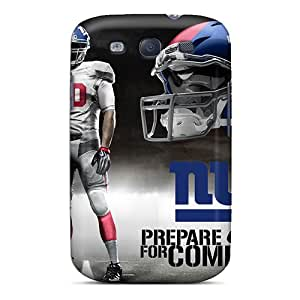 New Tpu Hard Case Premium Galaxy S3 Skin Case Cover(new York Giants)