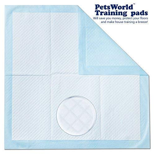 PETSWORLD XL Puppy Training Pads 300 Ct 28x34 by PETSWORLD (Image #3)