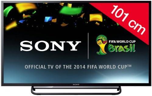 SONY BRAVIA KDL-40R480B - Televisor LED + Kit soporte de pared fijo + cable HDMI 920003: Amazon.es: Electrónica