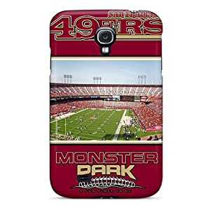 Tpu Case For Galaxy S4 With San Francisco 49ers