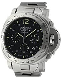 Luminor automatic-self-wind mens Watch PAM 236 (Certified Pre-owned)