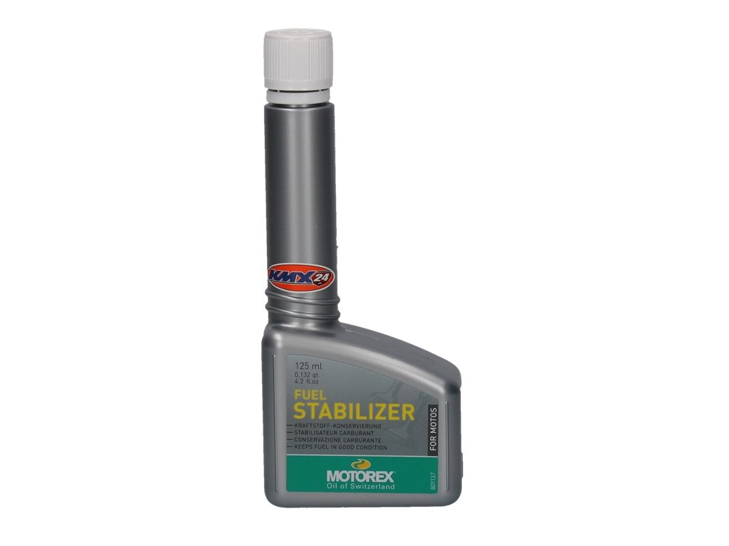 Motorex Fuel Stabilizer Kraftstoff Konservierung Alterungsschutz 125ml 305610