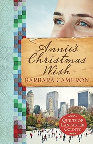 book cover of Annie\'s Christmas Wish