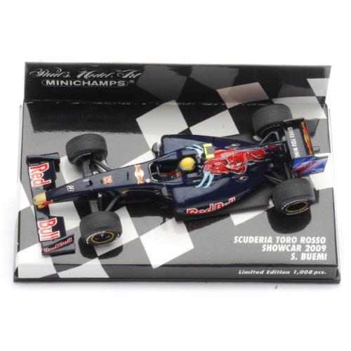 Minichamps Toro Rosso Sebastien Buemi 2009-1:43
