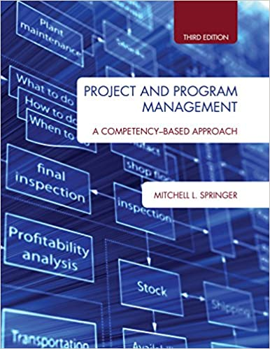 Online nedlastbare bøker Project and Program Management: A Competency-Based Approach, Third Edition PDF iBook PDB 1557537445