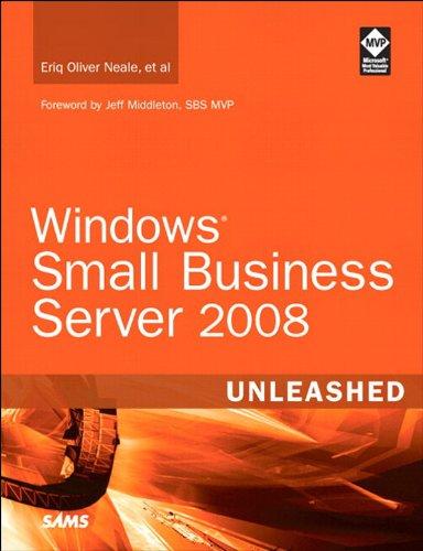 Windows Small Business Server 2008 Unleashed Epub