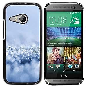 "For HTC ONE MINI 2 / M8 MINI , S-type Nieve fresca"" - Arte & diseño plástico duro Fundas Cover Cubre Hard Case Cover"