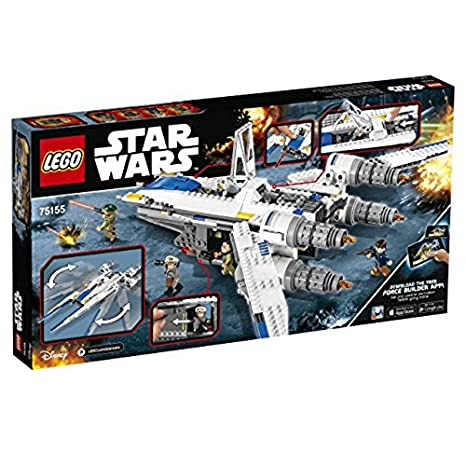 LEGO Star Wars Figura rebel U Wing Fighter