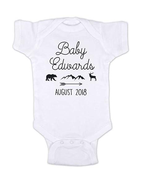 Amazon.com: Hello hecho a mano bebé – Custom, bebé ...