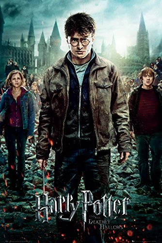 Harry Potter 7 Maxi Poster