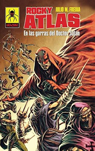 Amazon.com: En las garras del Doctor Satan: Rocky Atlas ...