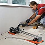 Goplus 24 Inch Manual Tile Cutter, Professional