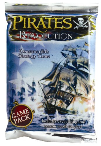 Pirates of the Revolution Booster Pack by (Pirates Trading Card Game)