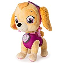 Paw Patrol, Real Talking Skye Plush