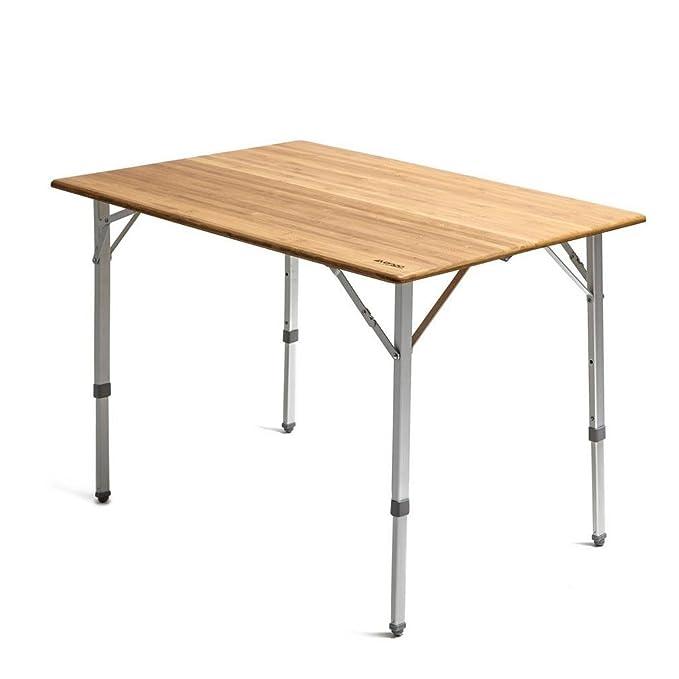 Vango Bamboo Tabelle