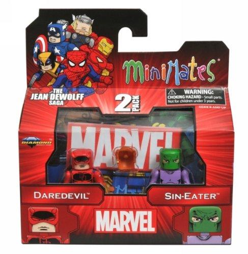 Marvel Minimates série 43 Jean Dewolff