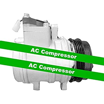 GOWE AC Compressor For SP10 Car Auto AC Compressor For CarDaewoo Matiz OEM 96528118 96528117 4PK R134