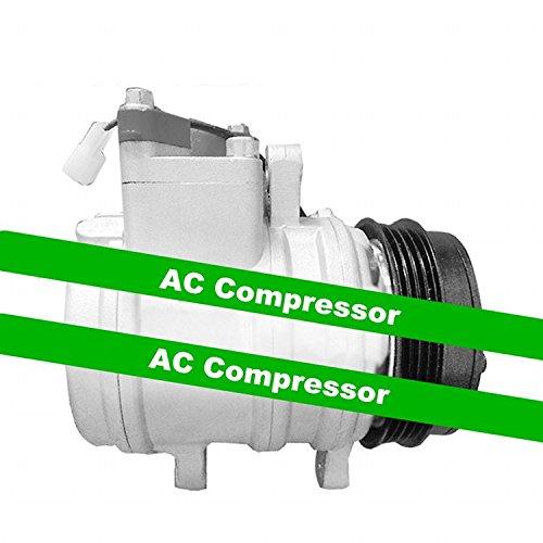 GOWE AC Compressor For SP10 Car Auto AC Compressor For
