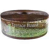 Master Mark Terrace Board Landscape Edging 4 '' X 40 ' Brown