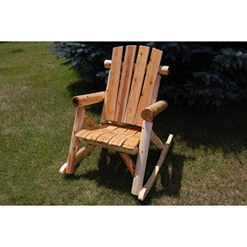 Moon Valley Rustic Rocker