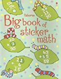 Big Book of Sticker Math, Fiona Watt, 0794518257