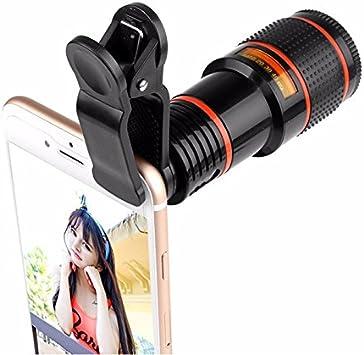 Dewanxin-Kamera Lente de Cámara , 12 x Lente Macro Zoom Lens ...